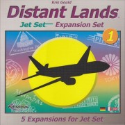 Jet Set : Distant Lands - Expansion Set