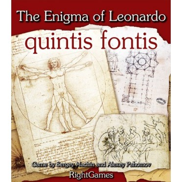 The Enigma of Leonardo - Quintis Fontis