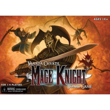 Mage Knight (Anglais)