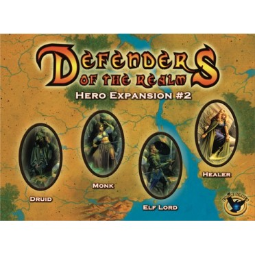 Defenders of the realm - Hero Expansion 2