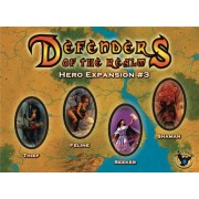 Defenders of the realm - Hero Expansion 3
