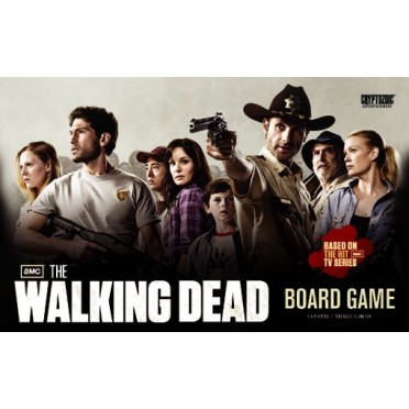 The Walking Dead Boardgame (TV Show)