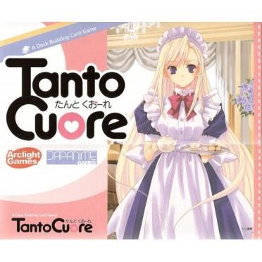 Tanto Cuore (Anglais)