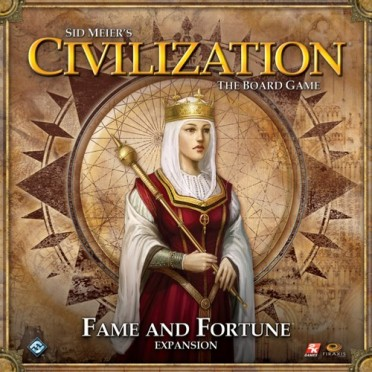 Civilization - Fame and Fortune Expansion