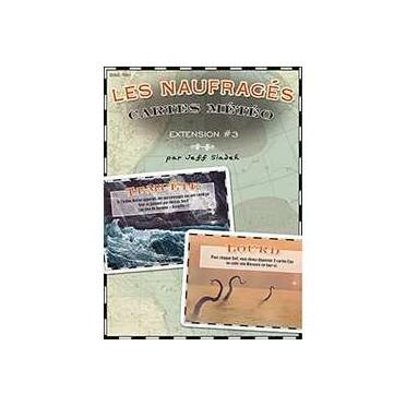 Naufragés du Titanic (Les) - Les cartes Météo