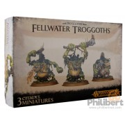 Age of Sigmar : Troggoths - Fellwater Troggoths