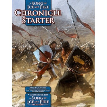 A Song of Ice and Fire - Chronicle Starter