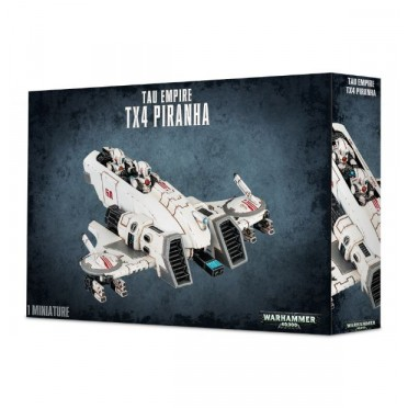 W40K : Tau Empire - TX4 Piranha