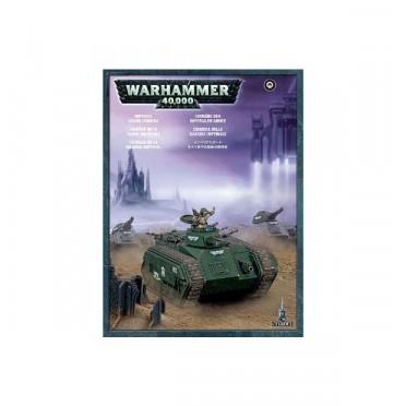W40K : Astra Militarum - Chimera