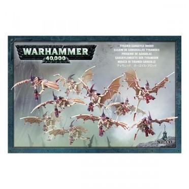 W40K : Tyranids - Gargoyles Brood