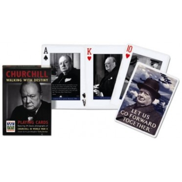 Churchill - Jeu de 54 cartes