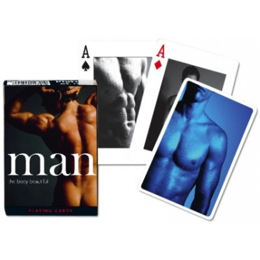 Jeu de cartes: Man