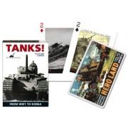 Jeu de cartes: Tanks