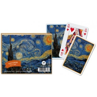 Coffret Bridge: Van Gogh - Starry Night
