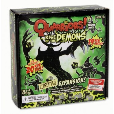 Quarriors ! Rise of the demons Expansion