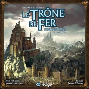 Le Trône de Fer - le jeu de plateau 2nd edition