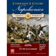Commands & Colors Napoleonics Expansion 1 : Spanish Army