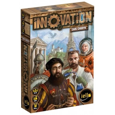 Innovation (Anglais)