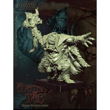 Avatars of War : Orc Shaman