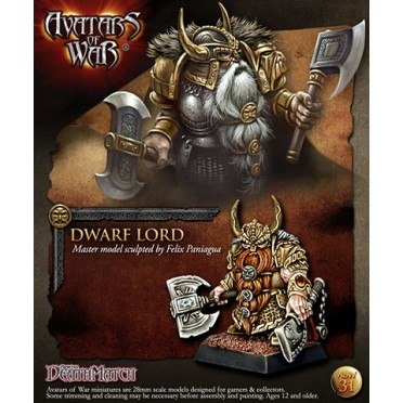 Avatars of War : Dwarf Lord