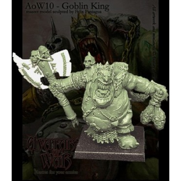 Avatars of War : Goblin King