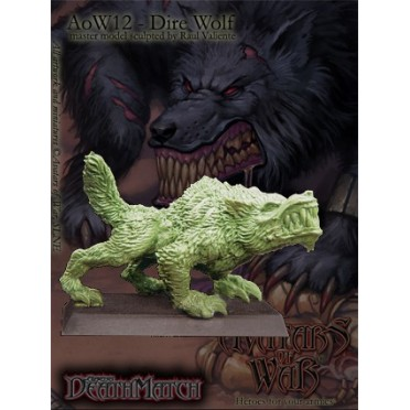 Avatars of War : Dire Wolf