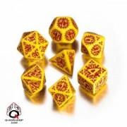 Pathfinder Dice Set: Legacy of Fire
