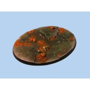 Socle Alien Ground 1 Oval 120x80mm (x1)