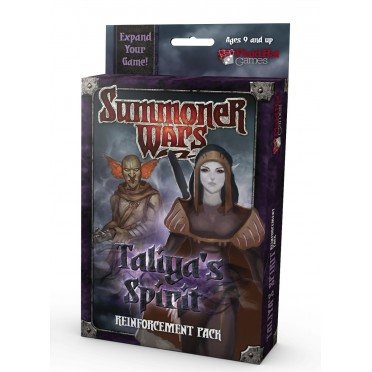 Summoner wars - Taliya's Spirit Reinforcement Pack