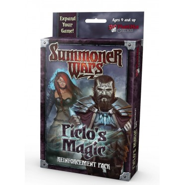 Summoner wars - Piclo's Magic Reinforcement Pack