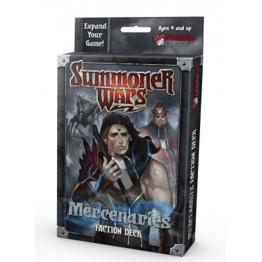 Summoner wars - Mercenaries Faction Deck