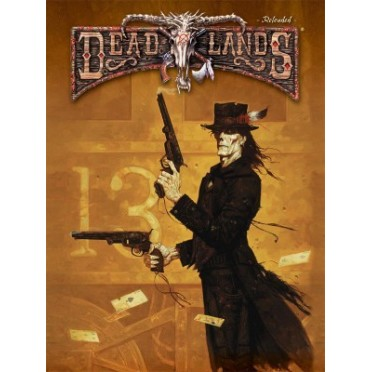 Deadlands : Reloaded - Livre de Base