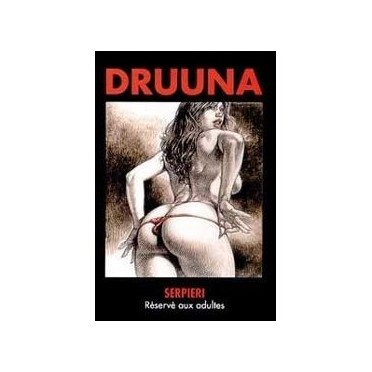 Jeu de 54 cartes Druuna