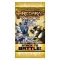 Redakai Gold Pack 0