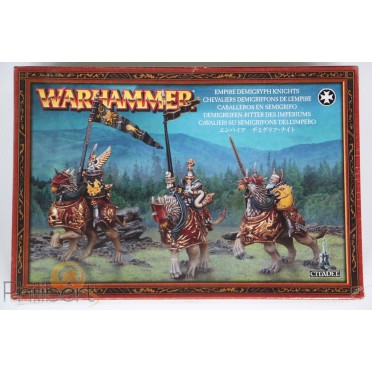 Age of Sigmar : Order - Demigryph Knights