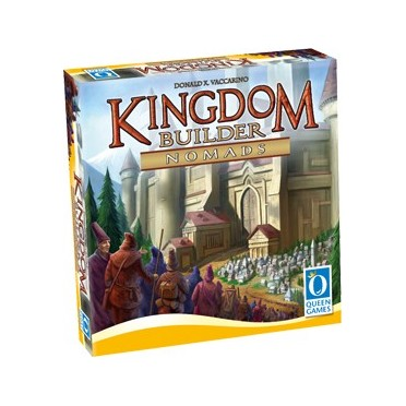 Kingdom Builder - Nomads (MLV)