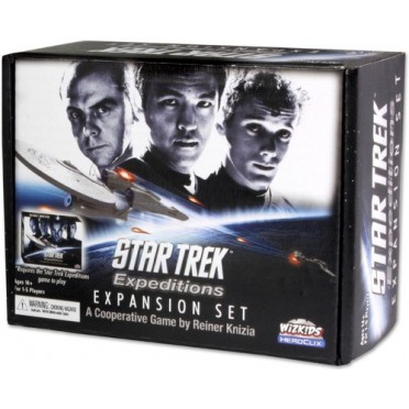 Star Trek Expeditions - Expansion