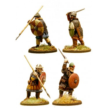 Gardes Anglo-Saxons