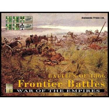 Battles of 1866 - Frontiers Battles
