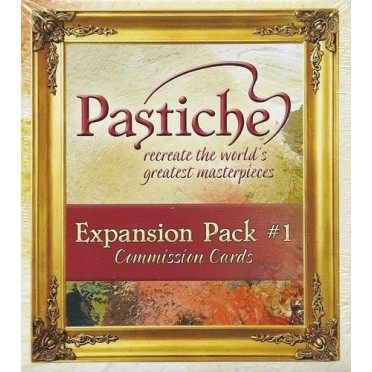 Pastiche Expansion Pack 1