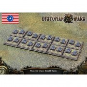 Federated States of America Pioneer Class Small Tanks