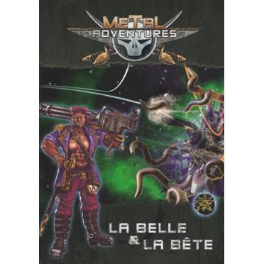 Metal Adventures - La Belle et la Bête