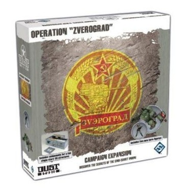Dust Tactics - Operation Zverograd