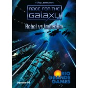 Race for the Galaxy - Rebel Vs Imperium (Anglais)