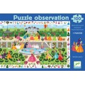 Puzzle observation Garden-party 0
