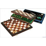 Coffret d'échecs Fischer, case 40 mm