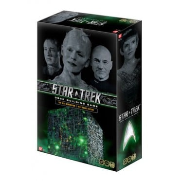 Star Trek - Deck Building Game - The Next Phase