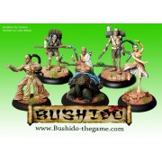 Bushido - Temple of Ro-Kan Starter Set
