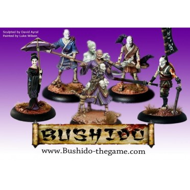Bushido - Cult of Yurei - Starter Set