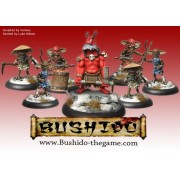 Bushido - Savage Wave Starter Set